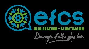 Cette image représente le logo de l'entreprise EFCS